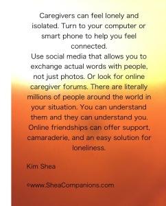 caregiver online